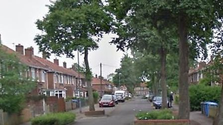 Police were called to a serious assault on Jewson Road in Norwich. Picture Google.