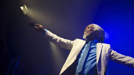 Billy Ocean will be at the 2017 Reload Festival at the Norfolk Showground.Photo: MARC GILGEN