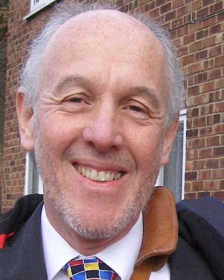 Kevin Maguire, Norwich City Council cabinet member for safe city environment. Pic: Archant Library.