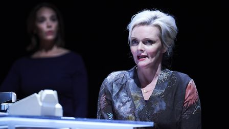 Sharon Small as Alice in Still Alice. Photo: Geraint Lewis