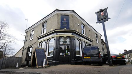 The York Tavern in Norwich. Picture: ANTONY KELLY