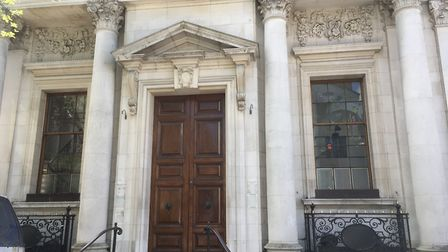 The former NatWest on London Street, Norwich, which could become a Cosy Club restaurant. Picture: Da