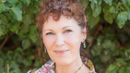 Rebecca Stott, author of 2017 Costa Prize-winning memoir 'In the Days of Rain'. PHOTO: Contributed b