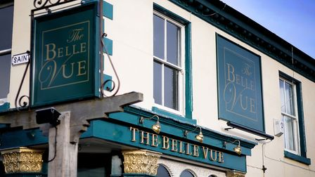 The Belle Vue pub in Norwich. Picture: ANTONY KELLY