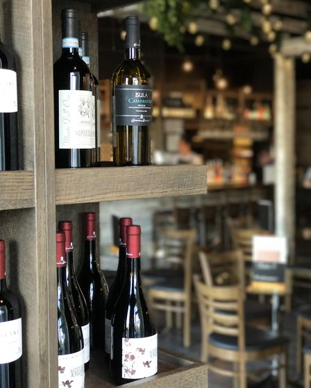 Relaxed and informal, Veeno brings a little Italian charm to NorwichPicture: Neil Didsbury