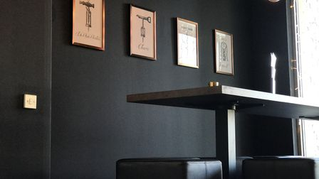 Veeno promises good food, good wine and a relaxed atmospherePicture: Neil Didsbury