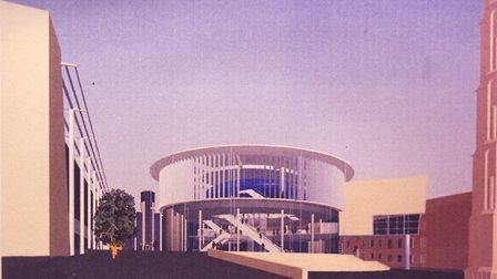 Artists impression of Technopolis Picture: SUPPLIED