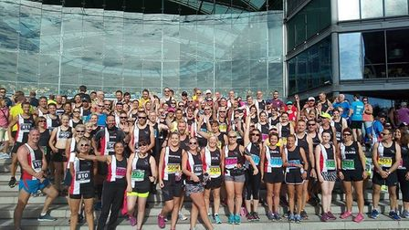 Norwich Road Runners will be holding a #RunAndTalk event on Wednesday. Picture: Norwich Road Runners