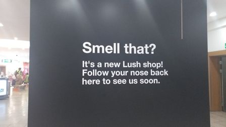 Lush is opening a new store in Norwich Chapelfield (Image: submitted)