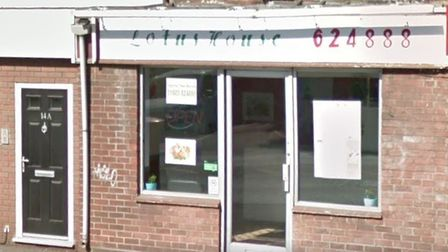 Lotus House Chinese takeaway has received four stars after its latest hygiene inspection. Picture: G