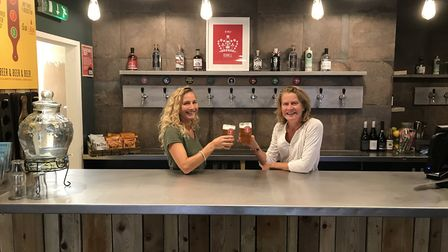Redwell Brewery has applied to extend the opening hours of its tap room. Picture: Ella Wilkinson