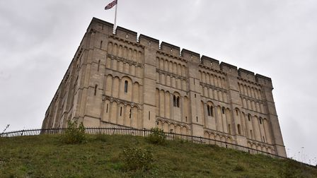 Norwich Castles £13m keep project has been cleared to go-ahead. Picture Sonya Duncan.