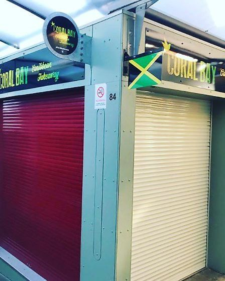 Coral Bay is set to open in Norwich Market this November Credit: Coral Bay