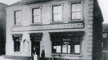 The Magpie pub back in 1915. Pic: Submitted.