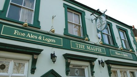 The Magpie pub back in 2007. Photo: Paul Hewitt