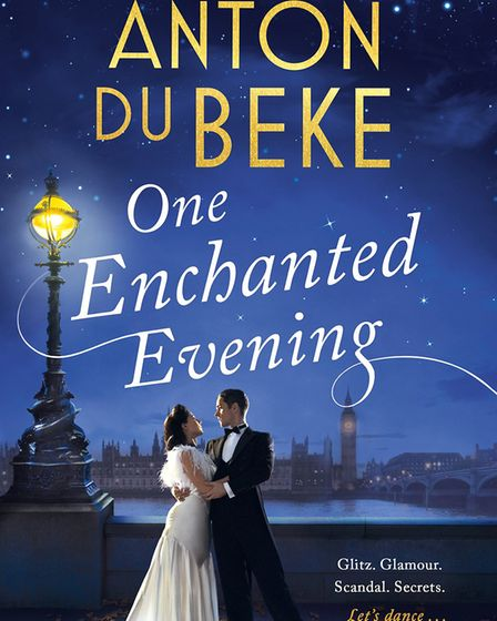 Anton Du Beke is celebrating the release of his new book One Enchanted Evening