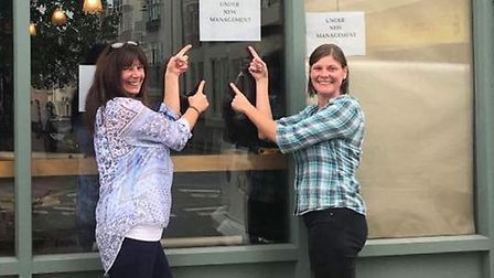 Gail Watling and Tanya Daniels have teamed up and are set to transform House in St Benedicts Street