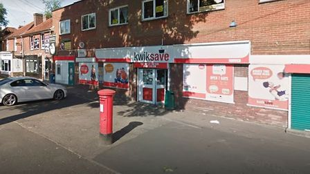 The Kwiksave on Larkman Lane. Photo: Google