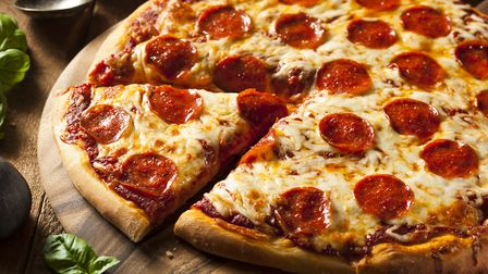 Pepperoni pizza. Picture: Getty Images/iStockphoto