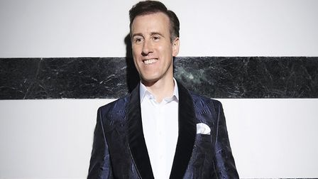 Strictly Come Dancing professional Anton Du Beke is coming to Jarrold for a book signing Credit: Sup