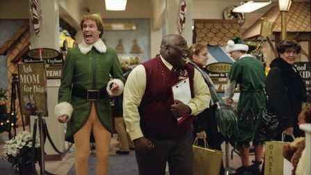 Elf (2003) will be shown alongside other festive flicks at Norwich cinemas over the next few weeks.