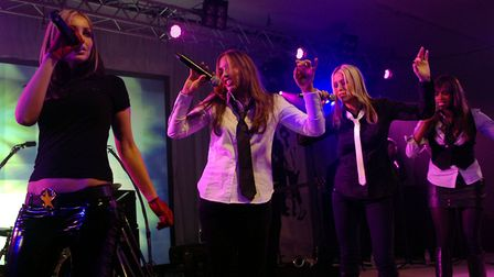 All Saints performing in 2006. Photo: Yui Mok/PA