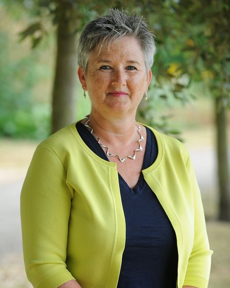 Dr Jan Sheldon, chief executive of St Martin's Housing Trust. Picture: St Martin's