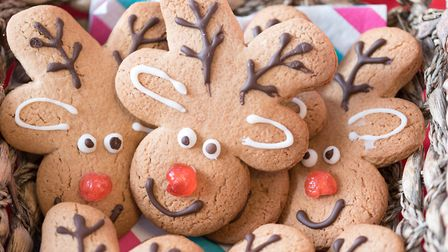 Archant and Age UK are hoping to collect enough festive treats to give to 50 elderly or isolated peo
