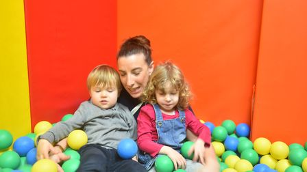 The Hamlet is a Norwich-based charity, which enriches the lives of children and young adults with di