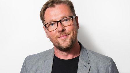 Damian Barr Credit: Jeff Spicer/Getty Images