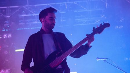 You Me At Six headlining The LCR in Norwich. Picture: Danielle Booden