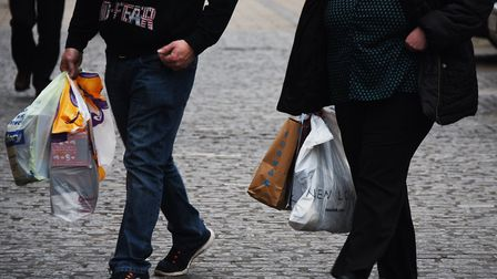 Norwich's local shopping centres are performing well, figures suggest. Picture: ANTONY KELLY