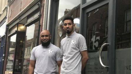 The restaurant is owned by cousins Juned Ahmed Al and Jahangir Alom Ali Credit: Victoria Pertusa