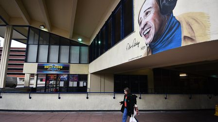 A decision over the future of Anglia Square will be made on Thursday, December 6. Picture: ANTONY KE