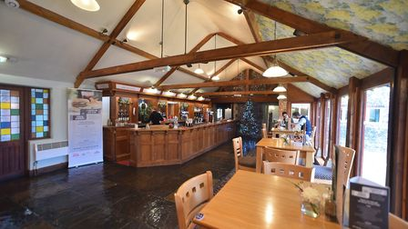First look at the newly opened Britannia pub and restaurant, Norwich. PICTURE: Jamie Honeywood