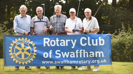 The Rotary annual charity golf day, which has raised thousands for charity since being held at Swaff