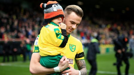 """Former Norwich City footballer James Maddison has paid tribute to """"little angel"""" Sophie Taylor. Phot"""