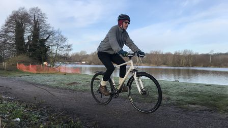 Park Pedal at Whitlingham Country Park in Trowse is to become a weekly event. Picture: Neil Didsbury