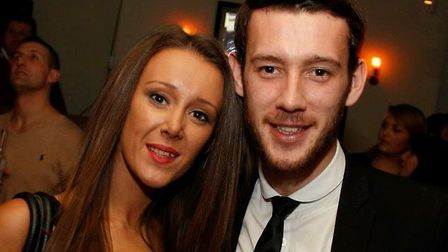 Kerri McAuley pictured with her brother Rory. Photo: McAuley Family