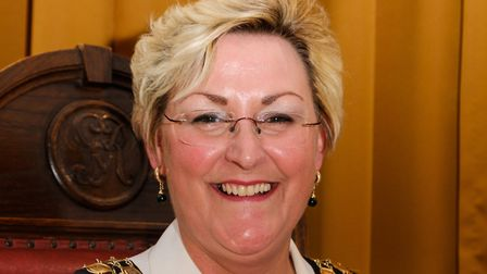 Mayor of Watton Tina Kiddell has said she is defiant despite receiving personally abusive letters. P