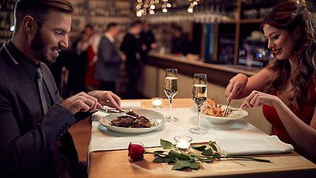 These are some of the best Valentine's Day deals in Norwich. Photo: Getty Images