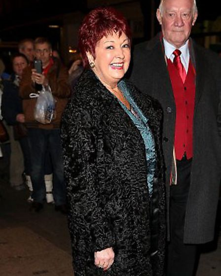 Ruth Madoc. Photo: Getty Images
