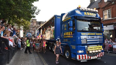 The Lord Mayors Procession 2018. Pic: Sonya Duncan.