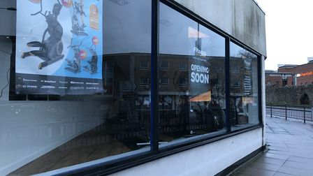 Fitness Superstore is opening a new showroom in Norwich. Picture Jessica Long.