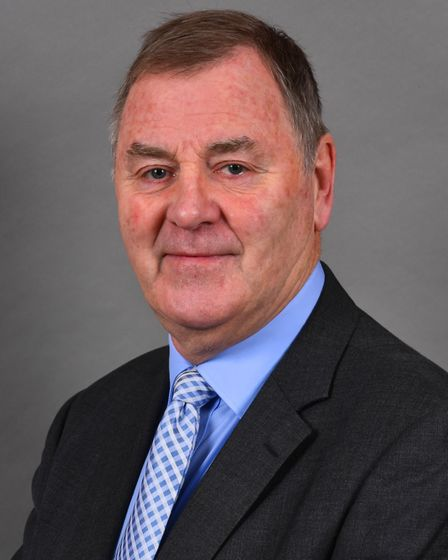 Vic Thomson, Conservative candidate for Henstead. Pic: Norfolk Conservatives.