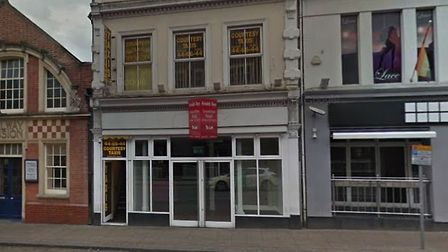 The unit on Prince of Wales Road which could be turned into a restaurant. Photo: Google