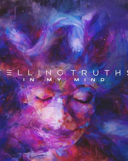 Local alternative rock band Telling Truths' new EP In My Mind. Photo: Courtesy of Telling Truths