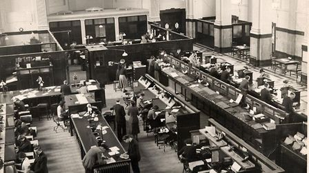 The Banking Hall in what is today Open.