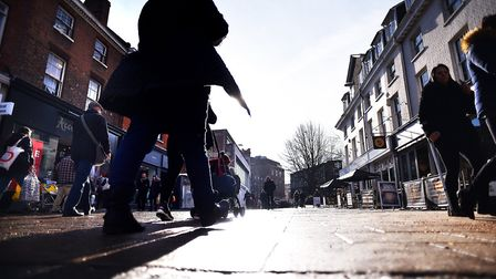 Is Norwich one of the best places to be single in the UK? Picture: ANTONY KELLY