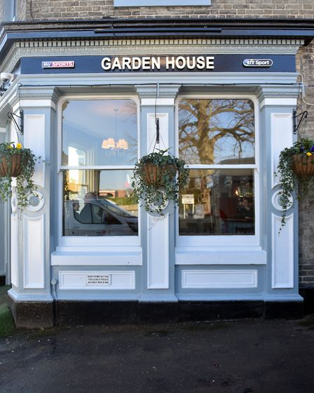 The Garden House is to open after having a refubishment, Pembroke Road, Norwich. PICTURE: Jamie Hone